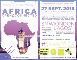 SMW Lagos is heading to London (Image: SMW Lagos/Facebook)