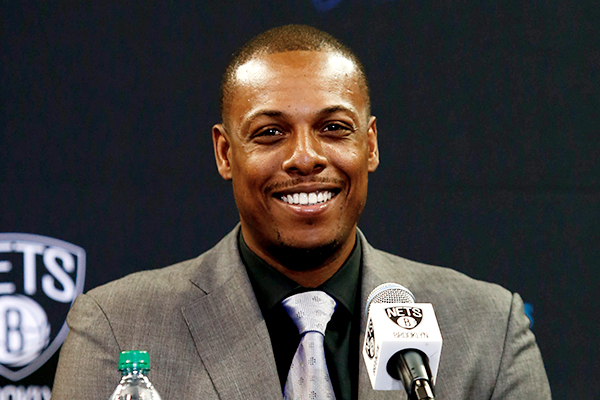 Paul Pierce has been traded away from the franchise for which he played his entire career. But his brand-awareness in Boston could be quite lucrative for the veteran forward when he retires.