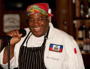 Chef Ron Duprat Talks About His Involvement With Non-Profit 'Fleur De Vie'