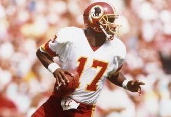 Doug Williams quarterbacked the Washington Redskins to a MVP performance in Super Bowl XXII.