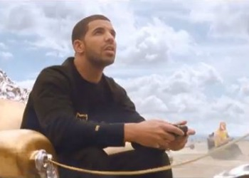 With Trademark Passion, Drake Makes His Mark as Pitchman for FIFA 14