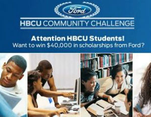 ford hbcu community challenge