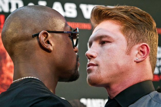 Mayweather vs. Canelo Fight Highest Average highest Ticket Price Among Major Sporting Events