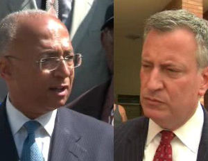 African American Vote Divided in New York Mayoral Race