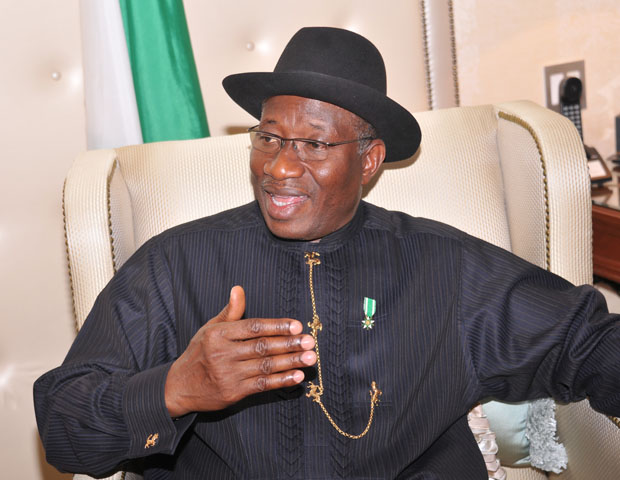 One-on-One Exclusive: Nigerian President Goodluck Jonathan Talks Business Development