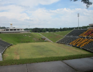 Grambling did not play a scheduled game against Jackson State Saturday.
