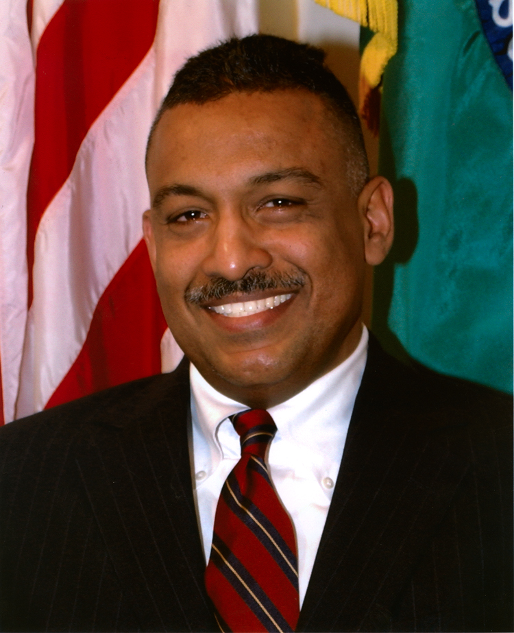 Larry Felix, Director of the U.S. Bureau of Engraving and Printing