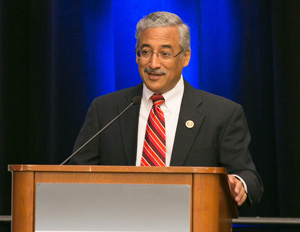 Rep. Bobby Scott talks about Common Core.