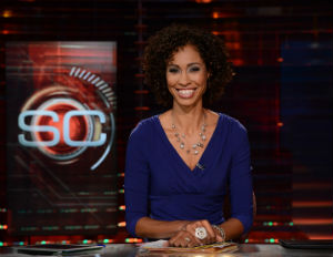 Sage Steele Will Join ESPN's NBA Countdown as Host