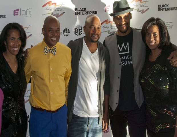 The Lynn twins' work has been collected by celebrities and industry leaders including Earl Graves, Sr., Bill Cosby, Kanye West and Bob Johnson. They have enjoyed more than 15 years of success walking the professional path they say chose them.