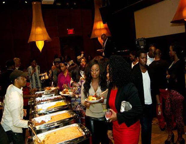 Attendees were privy to an abundance of options to taste from award-winning restaurants.
