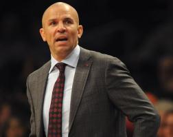 Report: NBA Fines Jason Kidd $50,000 for Spillage on Court