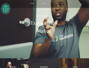Black Web 2.0 Relaunches As B20, New Layout and Groundbreaking Content