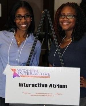 Women Interactive Creative Technology Festival founders Sabrina Harvey and Ashia Sims work to fill the tech pipeline in Atlanta (Image: Women Interactive/Facebook)