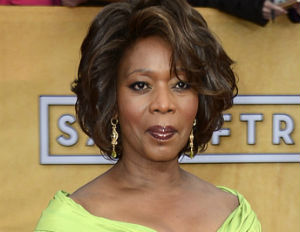 Alfre Woodard Discusses Her 30 Year Marriage and Career