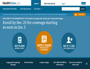 HealthCare.gov Website Relaunches, White House Reports Improvements