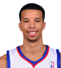 Philadelphia 76ers rookie guard Michael Carter-Williams.