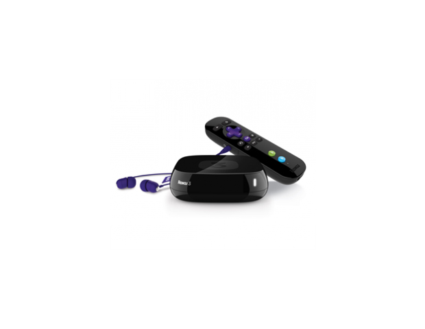 Roku 3 ($99.99) 
