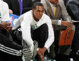 When will Rajon Rondo be back for the Boston Celtics?