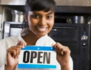 minority woman business owner