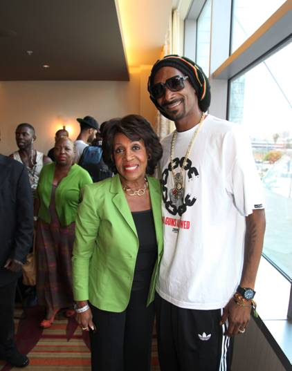 Maxine Waters Family Maxine Waters