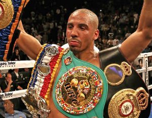 Andre Ward In Ring Interview