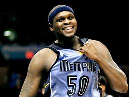 Memphis Grizzlies forward Zach Randolph was fined $25,000 for criticizing referees following a 100-92 loss to Houston.