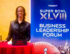 One Entrepreneur's Journey to Super Bowl XLVIII