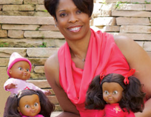 Learn How This Former College Professor Got Her Black Doll Collection in Walmart
