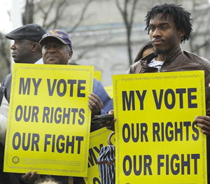 Voting Rights Act 2014: The Battle for Our Ballot Box