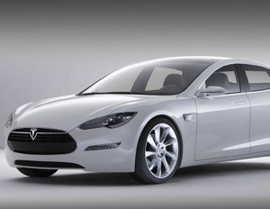 The all-electric luxury sedan scored a near-perfect score in Consumer Reports' tests.