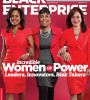 BLACK ENTERPRISE WOMEN OF POWER FEB 2014