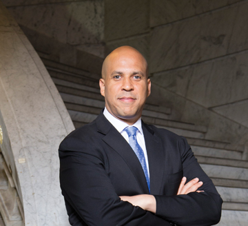 Junior Senator Cory Booker Faces Off With The Most Polarized Congress In American History