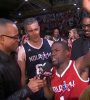 Kevin Hart gave the MVP award to Education Secretary Arne Duncan -- but not before promoting his latest film, 'About Last Night.'