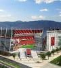 A rendering of Levi's Stadium.