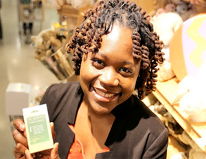 Power Women of the Diaspora: Young Leader Using Shea Butter to Empower Women Around the World