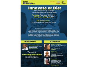 #SMW 2014: Black Enterprise Talks Social Media Innovation