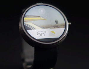 Motorola and LG Show Off New Android Wear Smartwatches