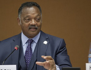 Jesse Jackson Pushes Silicon Valley for More Than Transparency
