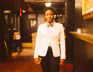 'brownbelle' Entrepreneur Gets Customers — and Creatives — 'Tied' up in a Lifestyle