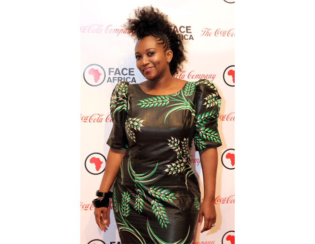 The event was hosted by award-winning actress Ebbe Bassey.