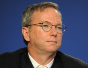 Google Chairman 'Pretty Sure' Your Data is Safe