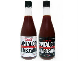 """How This Couple Got Their """"Mumbo Sauce"""" Into Retail Stores"""