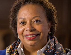 Women's History Month: Joanne Berger-Sweeney First Black Female President at Trinity College
