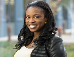 Morin Oluwole, chief of staff to vice president of global marketing solutions, Facebook (Image: About.me)
