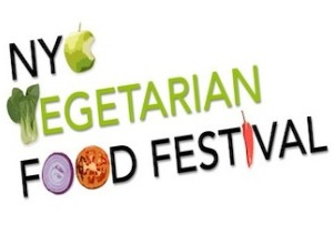 nyc vegetarian food festival logo