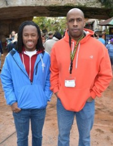 Nathaniel and Naeem Turner
