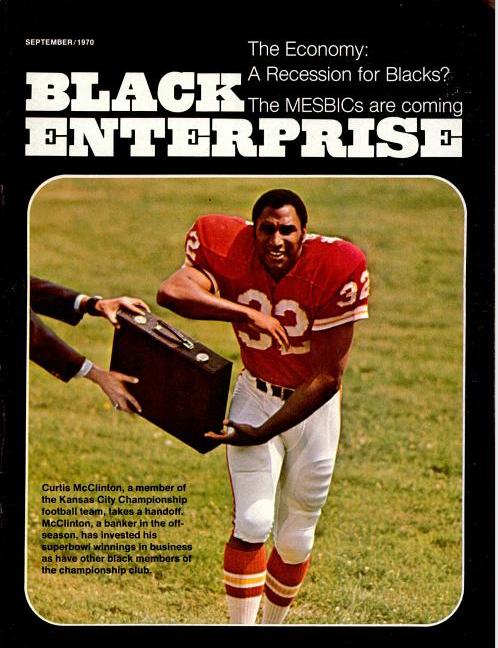 Sept. 1970 Black Enterprise