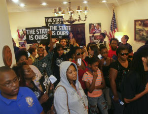 Black Florida Residents Demand End to Unfair Prosecution of Blacks