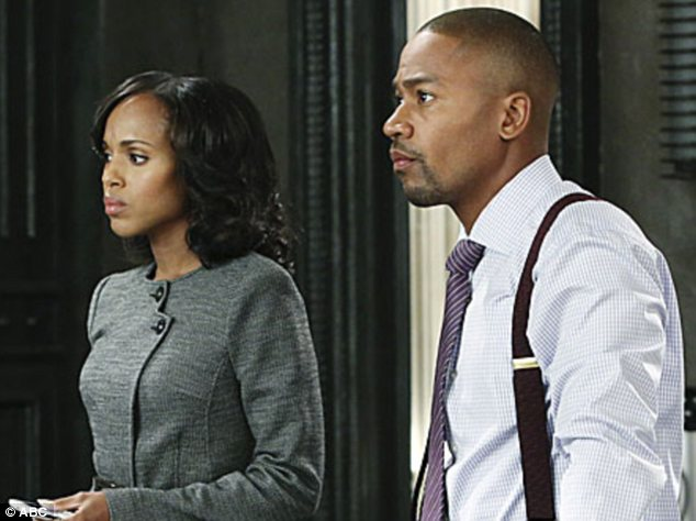 LAPD Investigating 'Scandal' Star Columbus Short Over Alleged Bar Fight